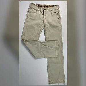 PRANA Khaki Chino Pants
